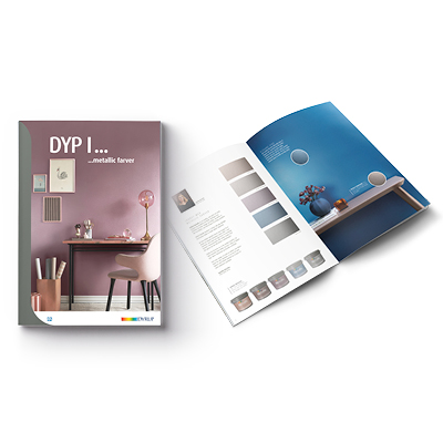 Dyrup Metallic Brochure