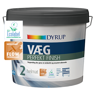 Dyrup Væg Perfekt Finish 2